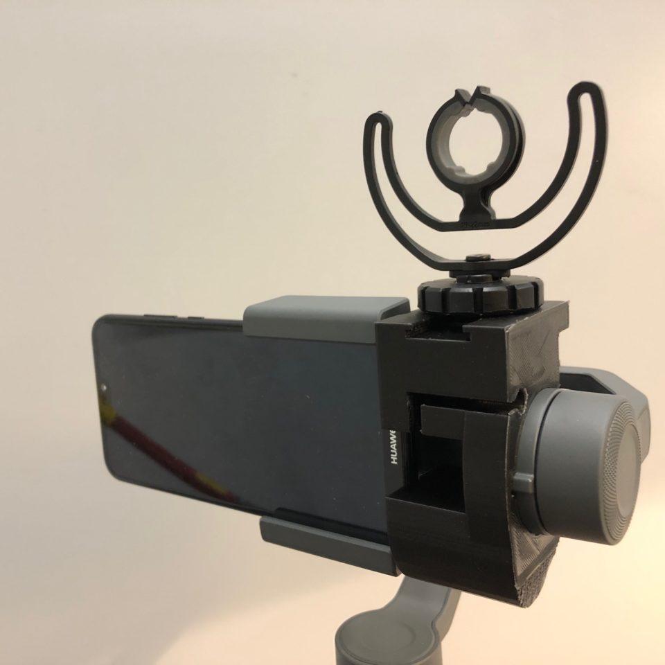 meo pour DJI OSMO mobile 2ème génération